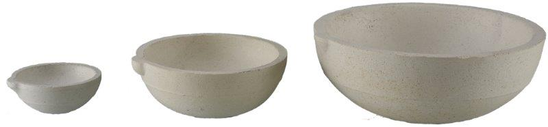 Cadinho de ceramica preço