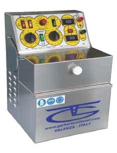 Maquina de banho ouro preco
