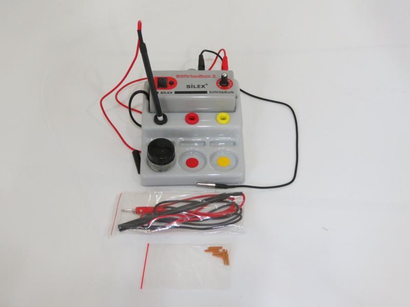 Maquina de galvanoplastia